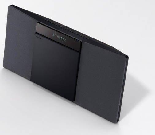PIONEER X-SMC02-B Slim Mikro Müzik Sistemi